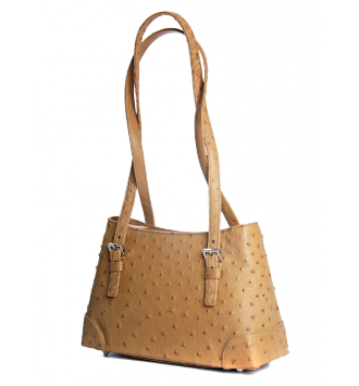 The B004 Bag in Ostrich