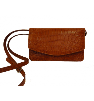 The S068 Bag in Crocodile