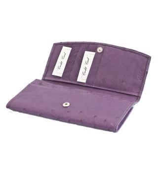 S114 Wallet in Ostrich