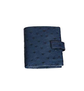 S142 Wallet in Ostrich
